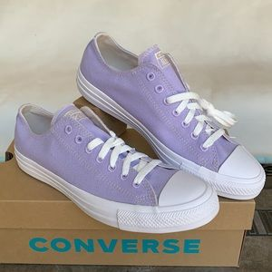 CONVERSE CTAS OX MOONSTONE VIOLET/NATURAL/WHITE MN